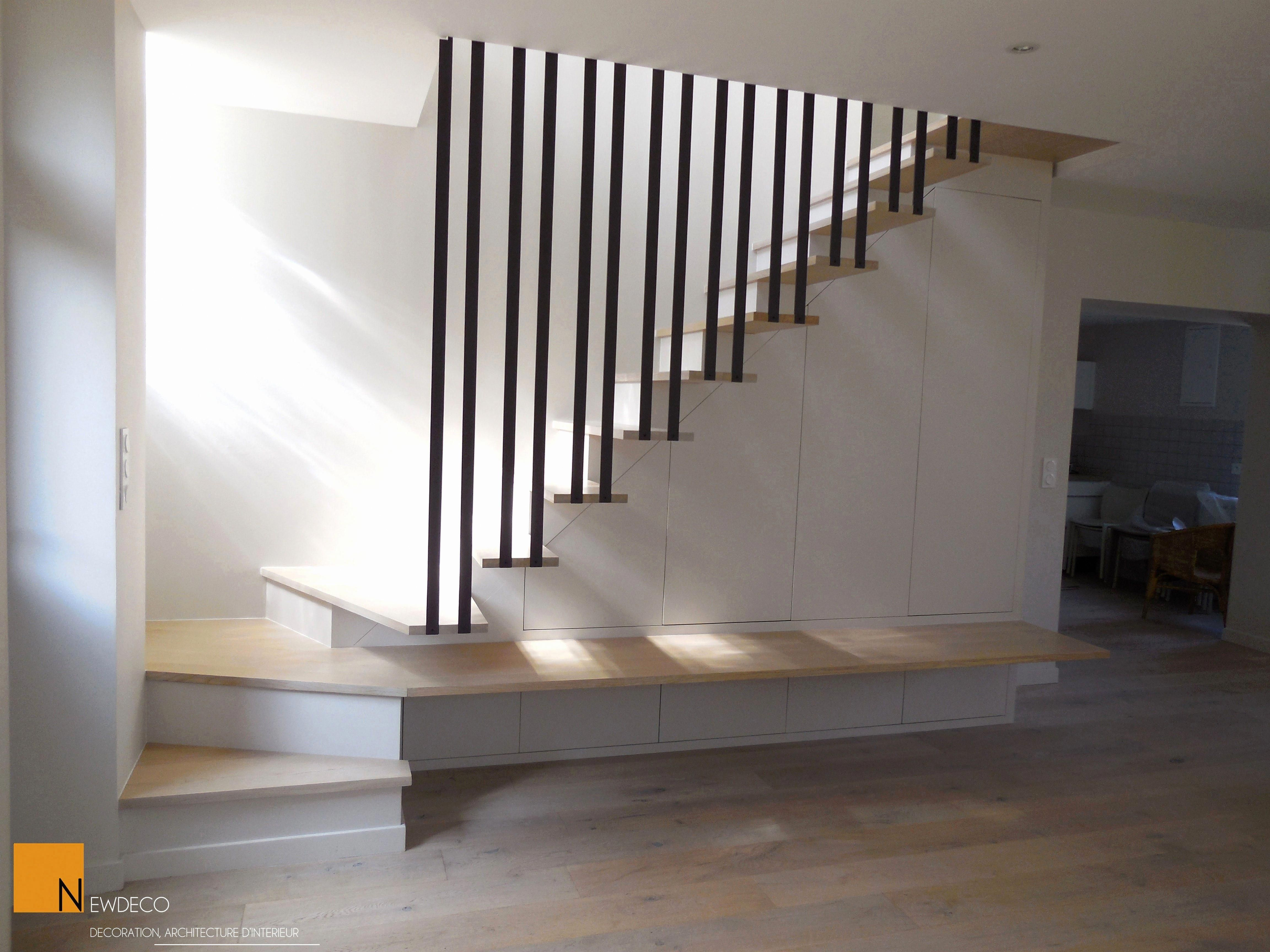 How To Improve Your Basement Modern Stairs Staircase Design Escalier Design