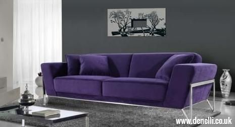 Rouche Contemporary Sofa  The Rouche Is A Distinctive Sofa Design With A  Modern Twist.