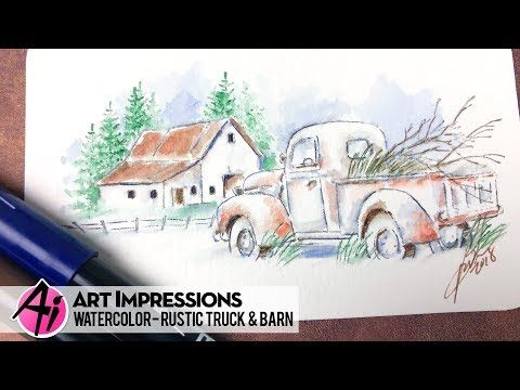 Freebie Friday with Art Impressions @artimpressions #SSBE2018 #ssbeblog #giveaway #artimpressions #stamping #cardmaking #watercoloring