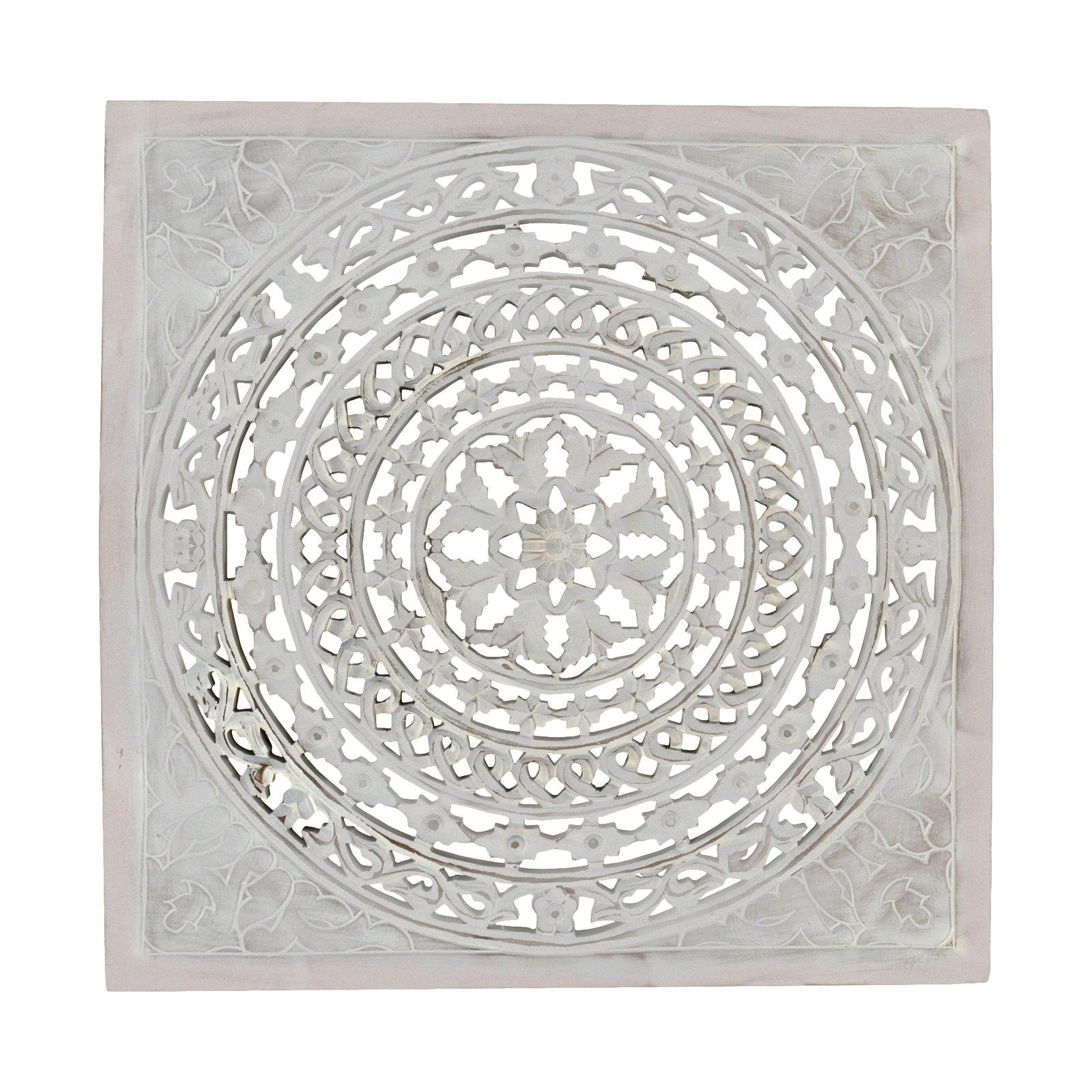 All Carved Square Wall Decor Square Wall Art Wall Decor Stickers Medallion Wall Decor