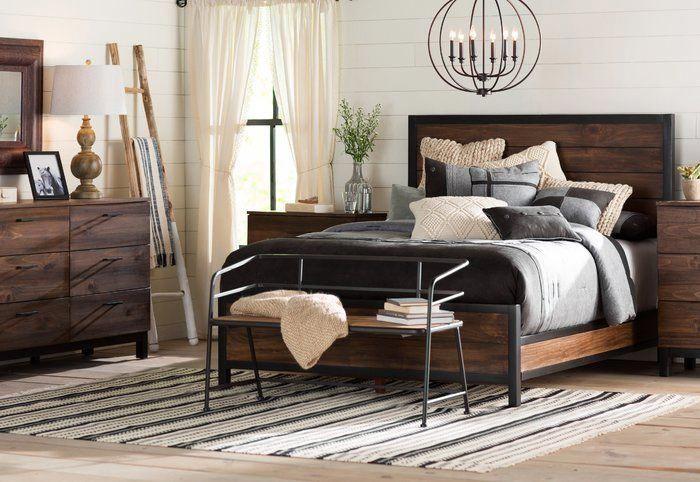 Jaiden Standard Bed