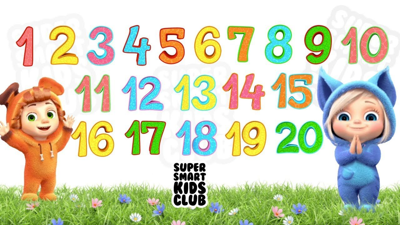 Write Numbers 120 & Count with Dave and Ava App for Kids