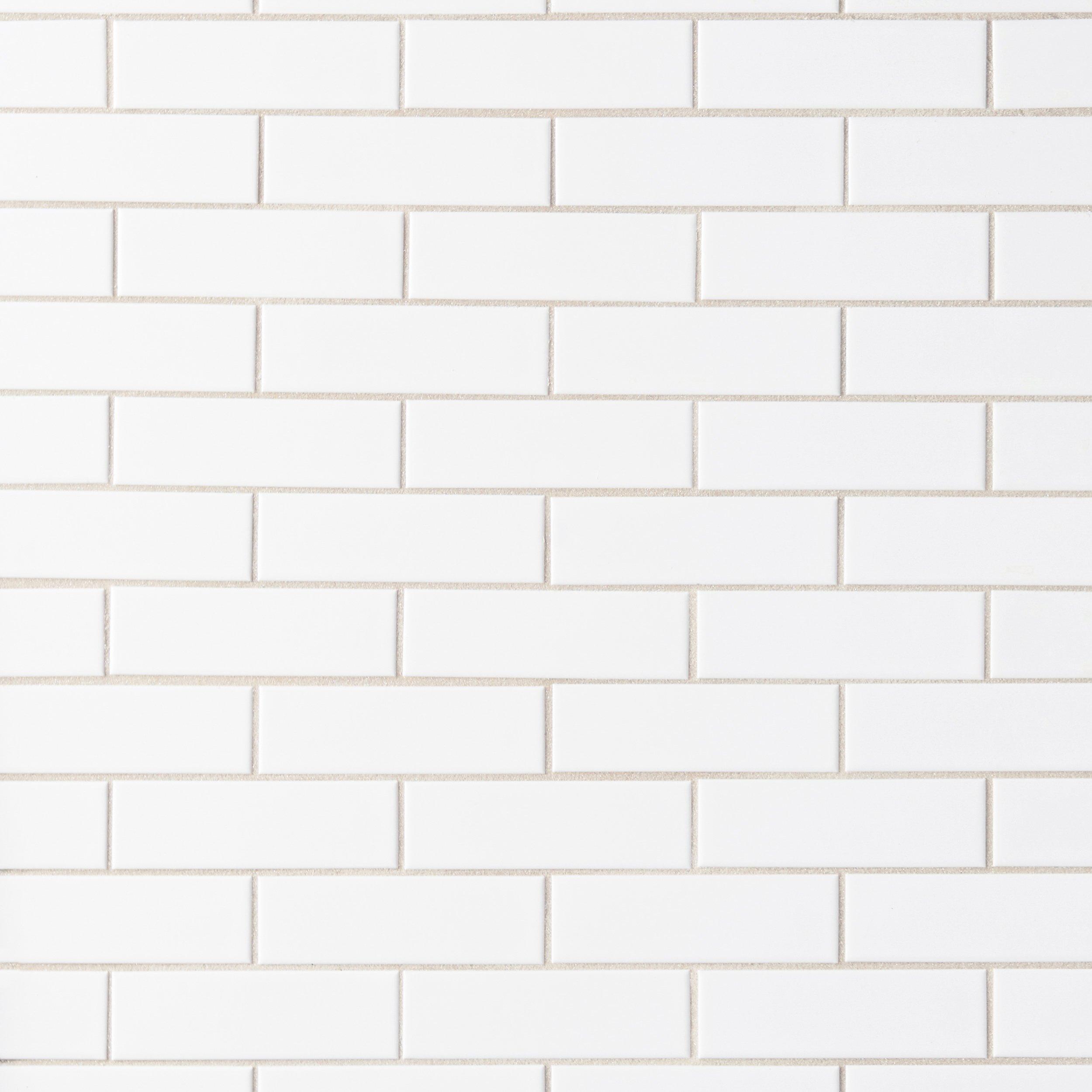 Pin By Adil Taj On Ceiling In 2019: White Brick Ceramic Mosaic Em 2019