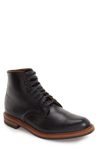 8eabc3e2035 Free shipping and returns on Allen Edmonds  Higgins Mill  Plain Toe Boot  (Men