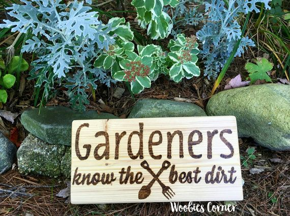 Funny Garden Sign, Garden Sign, Outdoor Sign, Gift For Gardeners, Garden  Gifts
