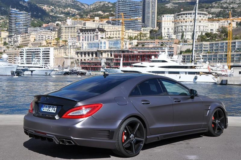 Mercedes Cls 63 Amg By Special Customs Mercedes Benz Sports Car