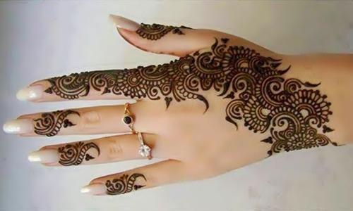 Mehndi Designs Beautiful : Beautiful mehndi designs 2015 design
