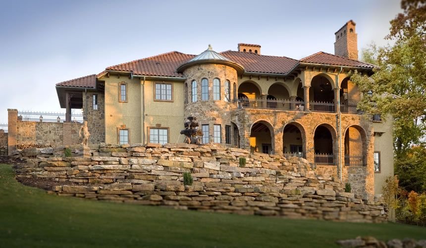 Old World Tuscan Tuscan House Plans Mediterranean House Designs Tuscan Style Homes