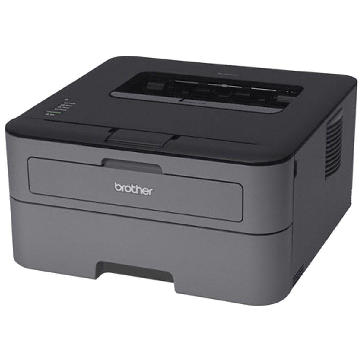 Brother Hl L2300d Laser Printer 27ppm Duplex Printing With Images Laser Printer Brother Printers Printer Driver