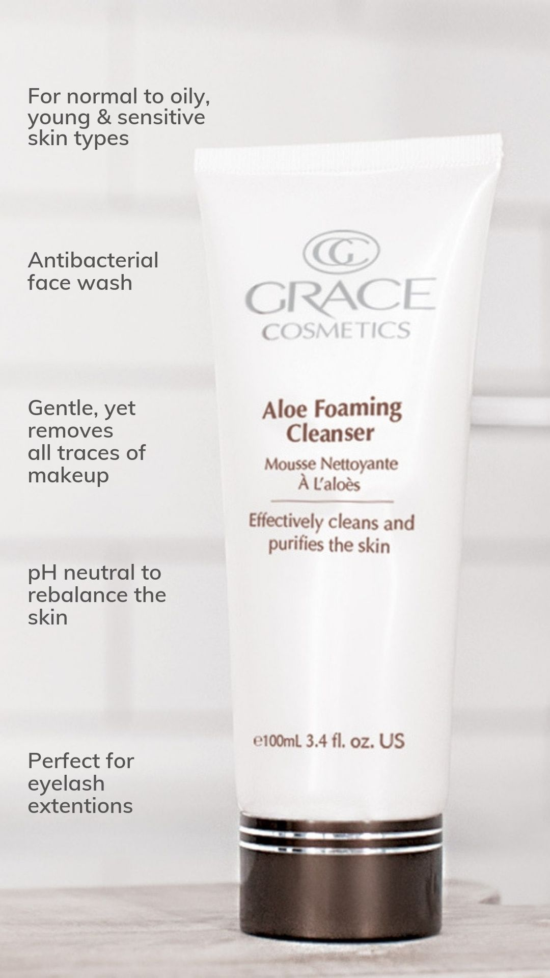 Pin by Grace Cosmetics on Cleanse Antibacterial face
