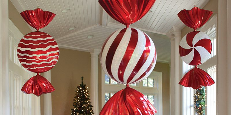 Commercial Christmas Decorations Candy Commercial Christmas Decorations Christmas Diy Outdoor Christmas Decorations