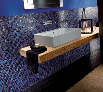 trendy faence design cromie decoceram le rseau des. Black Bedroom Furniture Sets. Home Design Ideas
