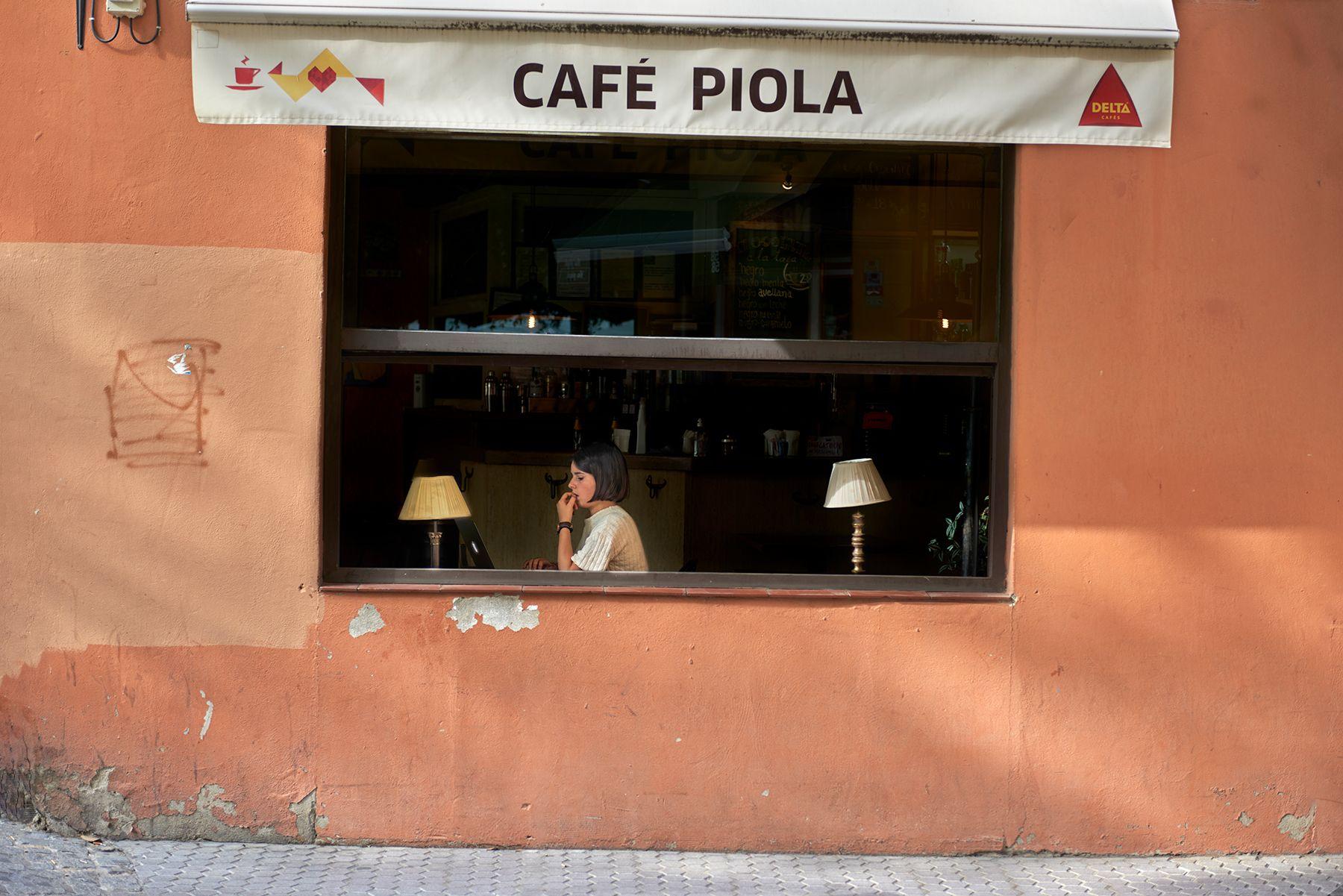 Café Piola, Sevilla