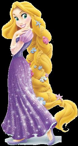 rapunzel sparkle by fenixfairy