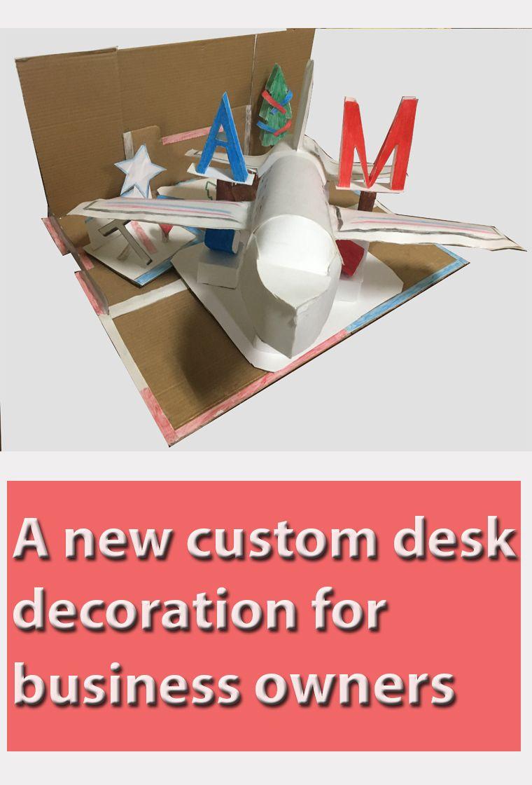 A New Custom Desk Decoration For Business Owners Querianson In 2020 Custom Desk Desk Decor Craftsman Home Interiors
