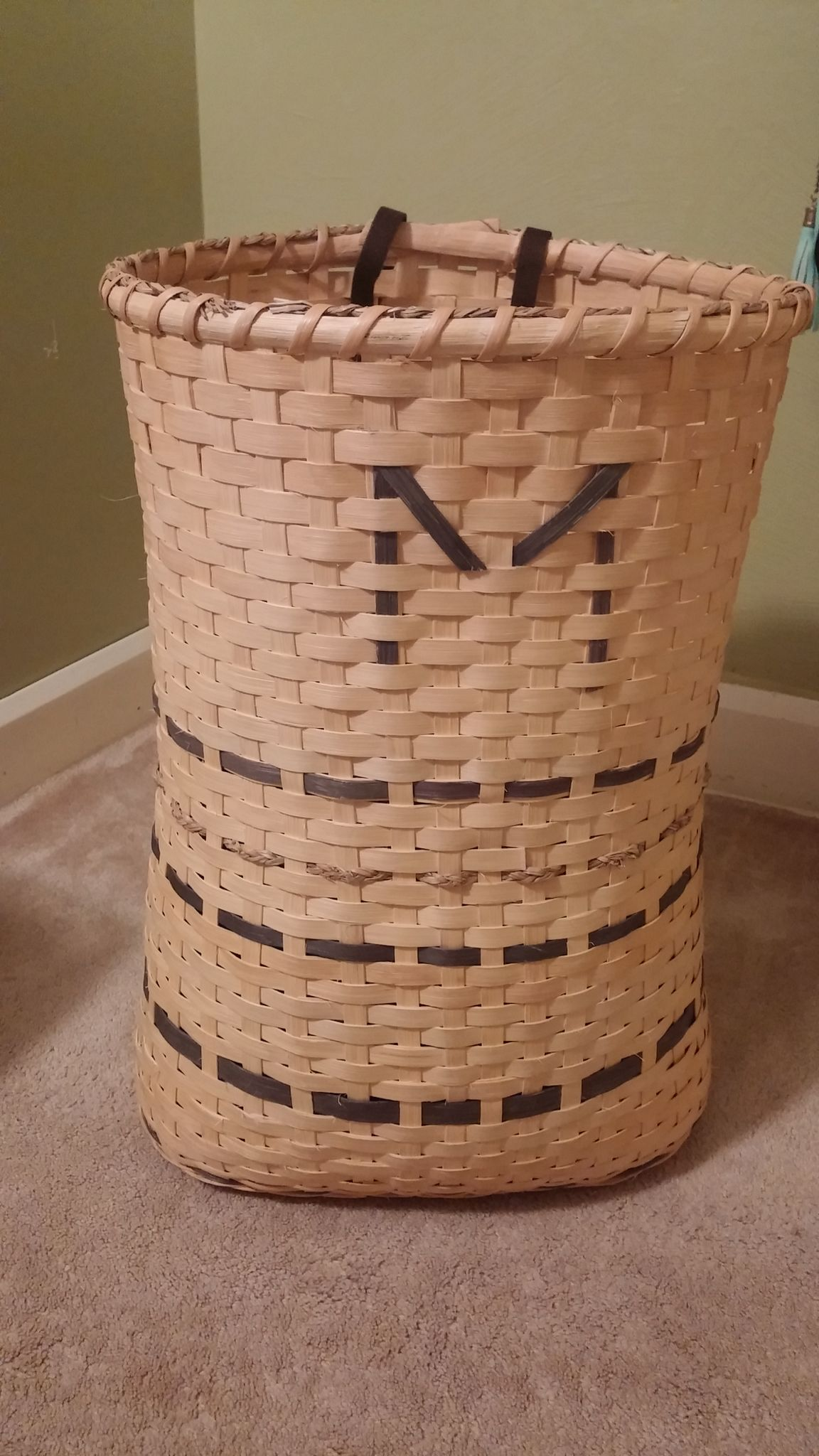 Nicole S College Laundry Basket College Laundry Basket College