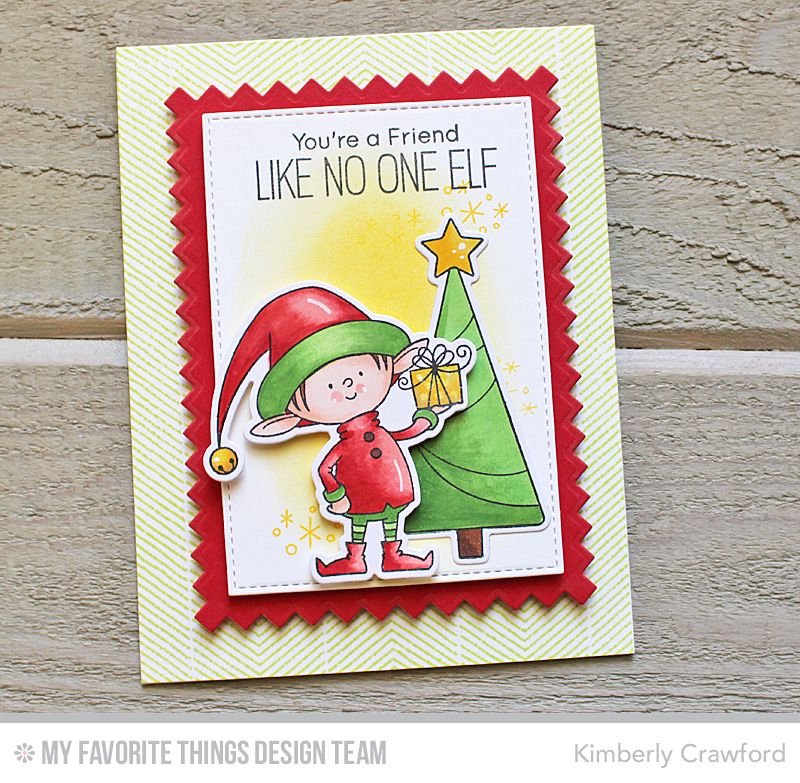 elegant and whimsical Christmas cards: MFT Stamps October Release ...