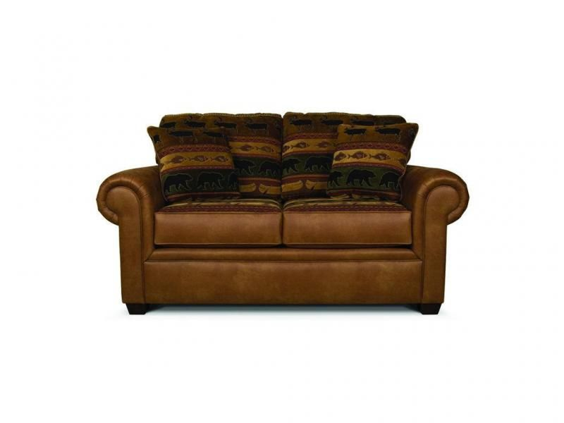 High Point Furniture In Roswell, Georgia   England Furniture   Jaden  England Living Room Loveseat