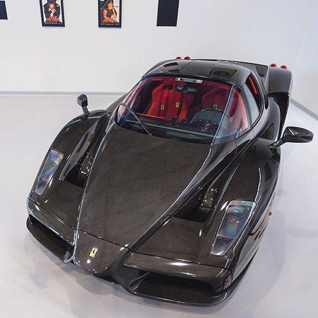 Hey bro, I heard you like carbon! #ItsWhiteNoise #Ferrari #FullCarbon  via @pghexotics by @renatoviani