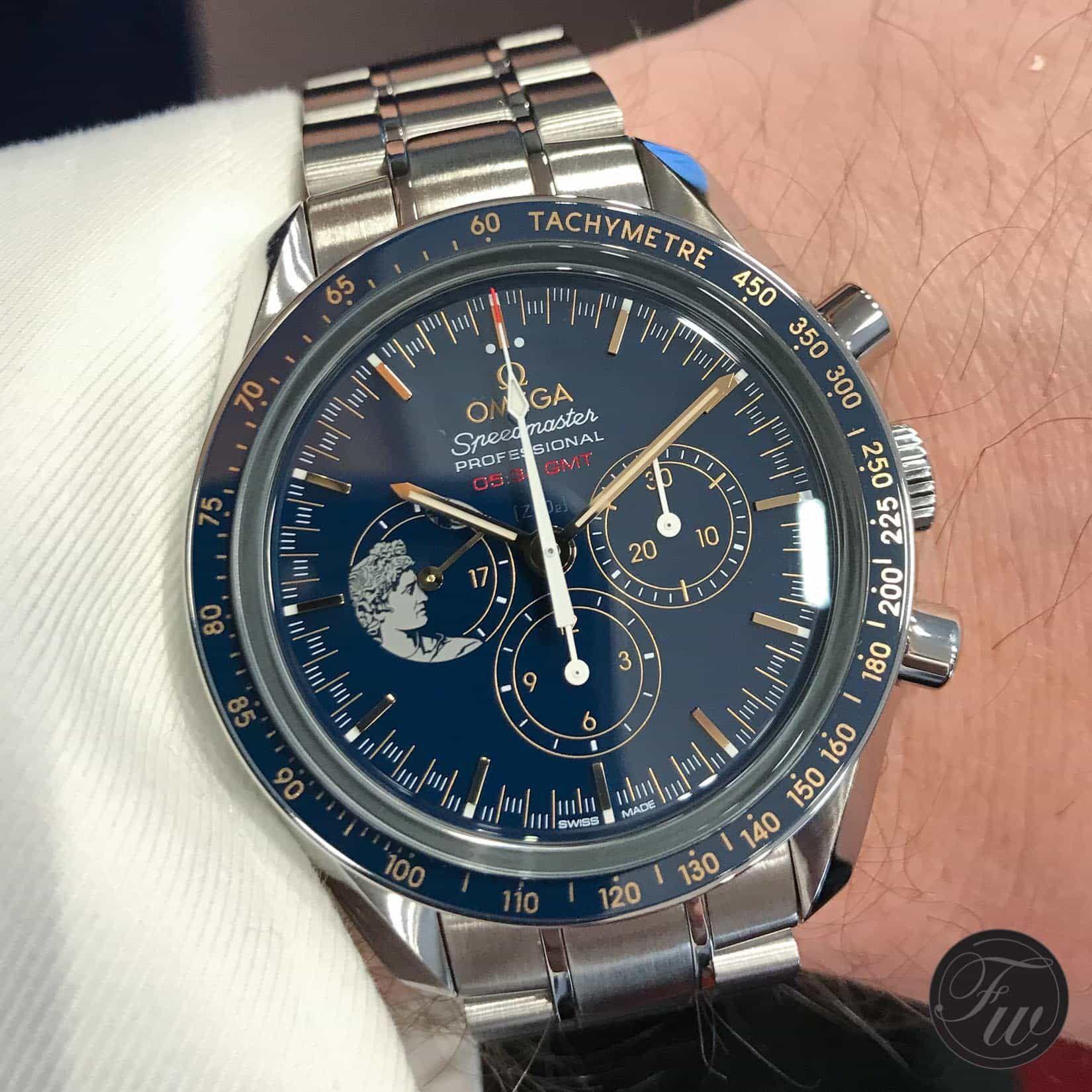0ad2bf1349 Omega Speedmaster Apollo 17 #Omegaspeedmaster | Watch | 腕時計, 時計 ...