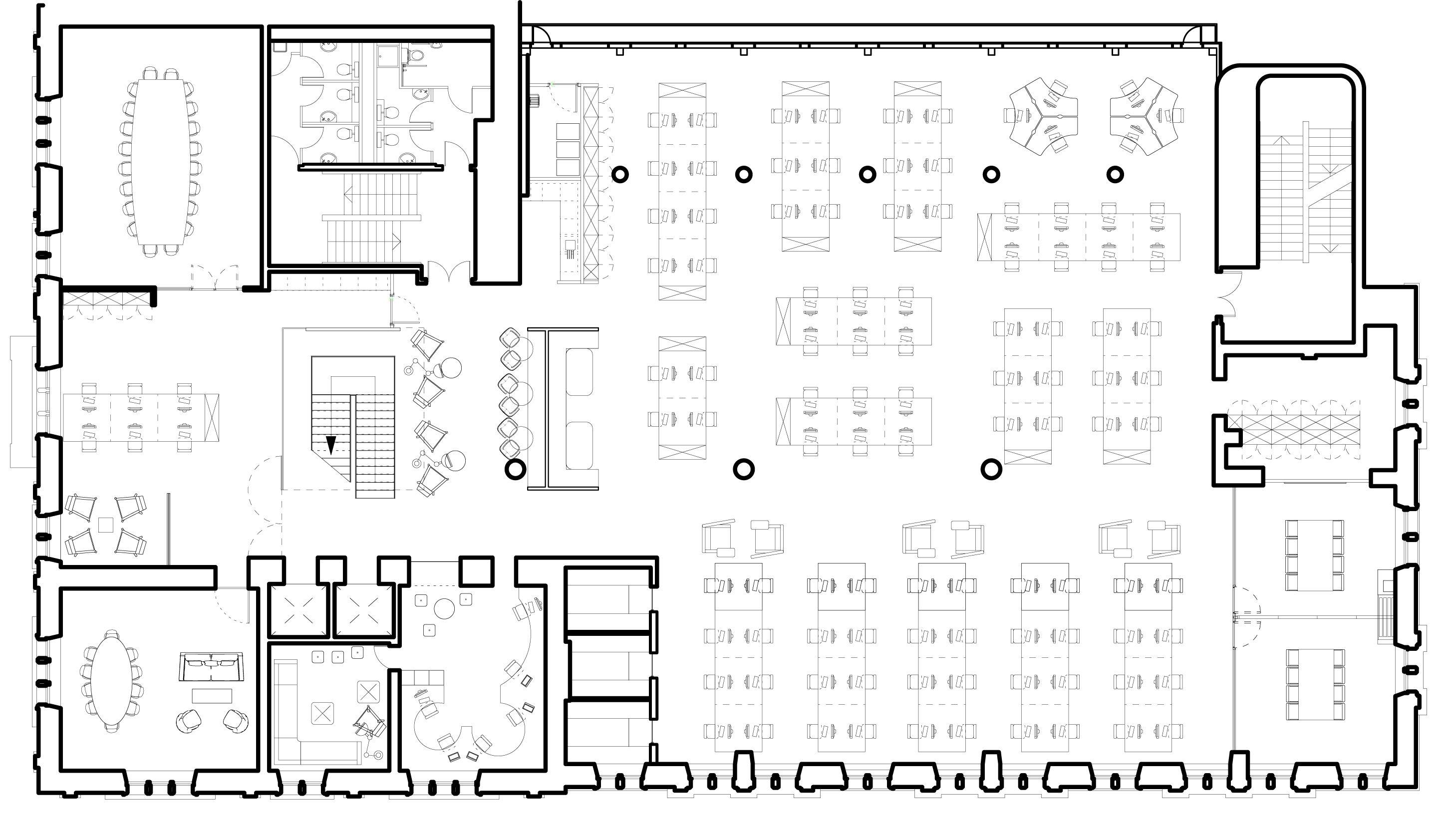 ceo office design floor plan Google Search