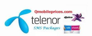 Telenor All Sms Package Daily Weekly Monthly 15 Days Monthly Sms Packaging Day