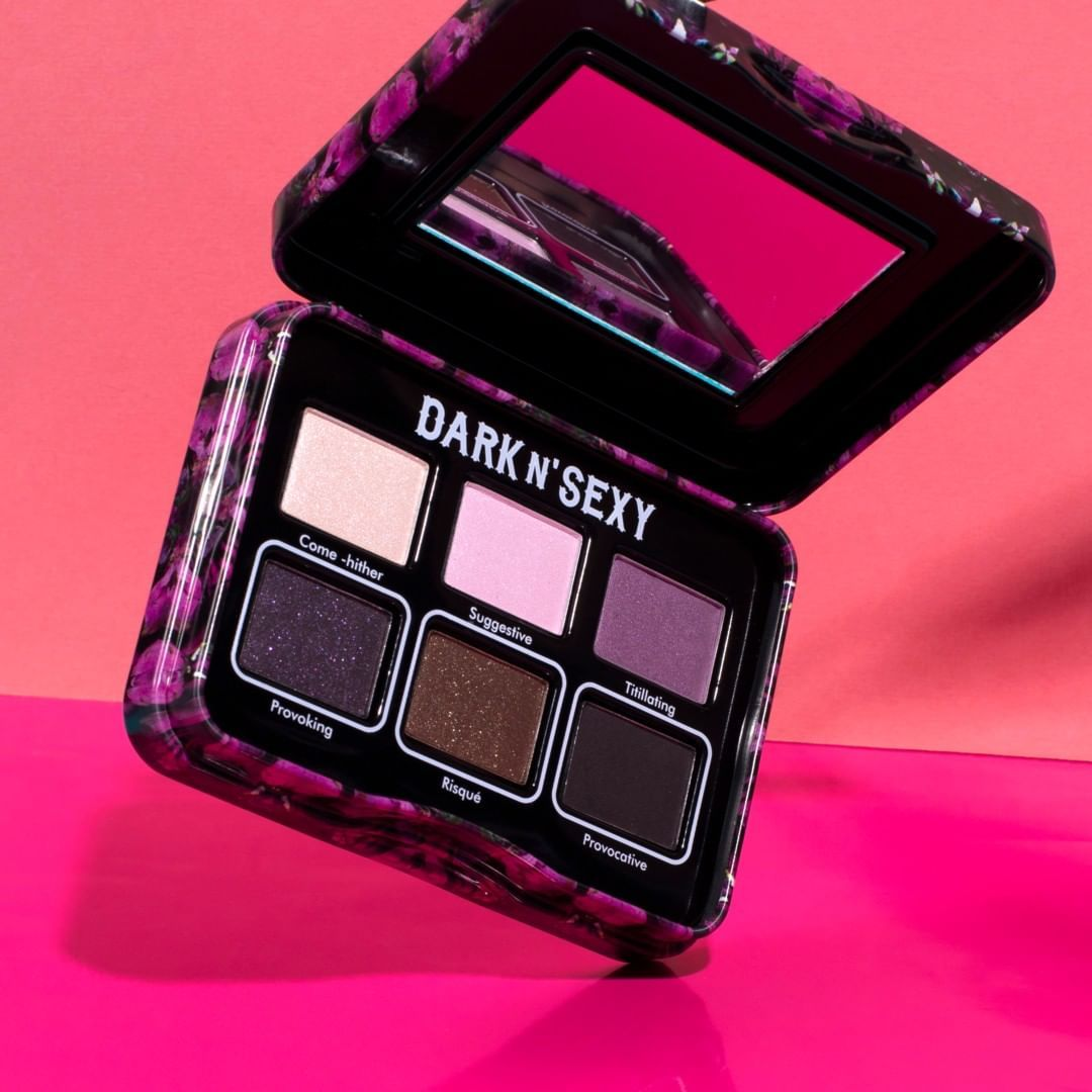 Looking To Create The Perfect Smokey Eye Look In A Sinch Our Dark N Sexy Palette Is REAL Smokeshow Shop Now At Your Local Walmart Store