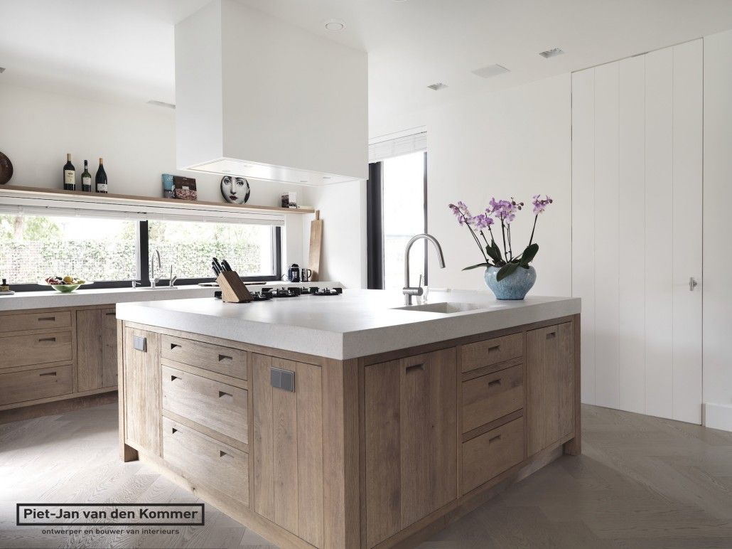 Moderne villa keuken kitchen villas kitchens