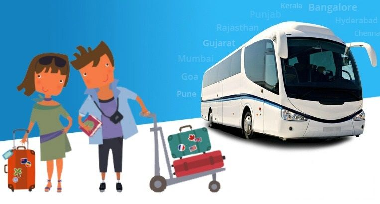 Some Tips In Favour Of Online Bus Ticket Booking Bus Tickets