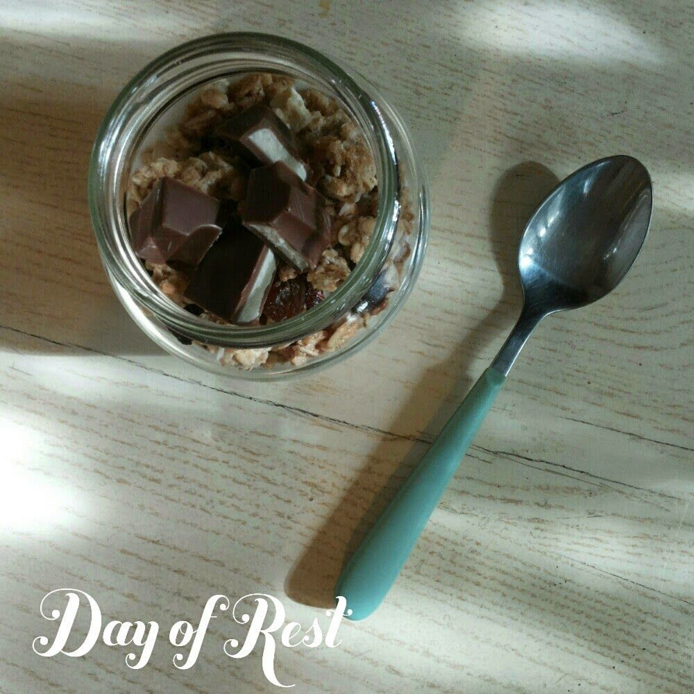 Tè verde e pasticcini: { It's breakfast time } - Aprile