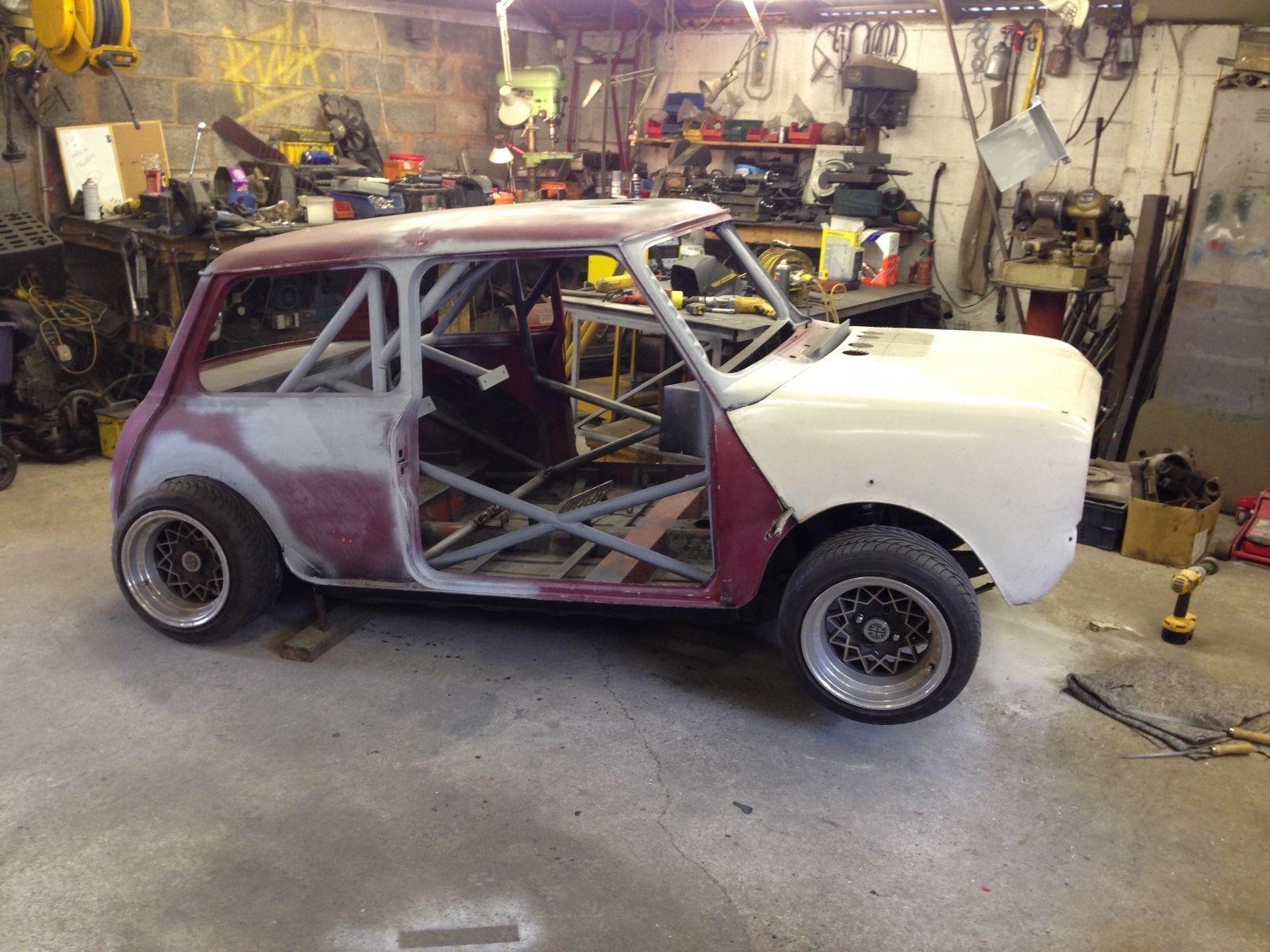 eBay: Classic mini 1275gt project race rally car #classicmini ...