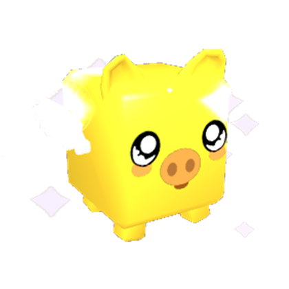 Flying Pig Bubble Gum Simulator Wiki Fandom Powered By Wikia Flying Pig Pig Create An Avatar
