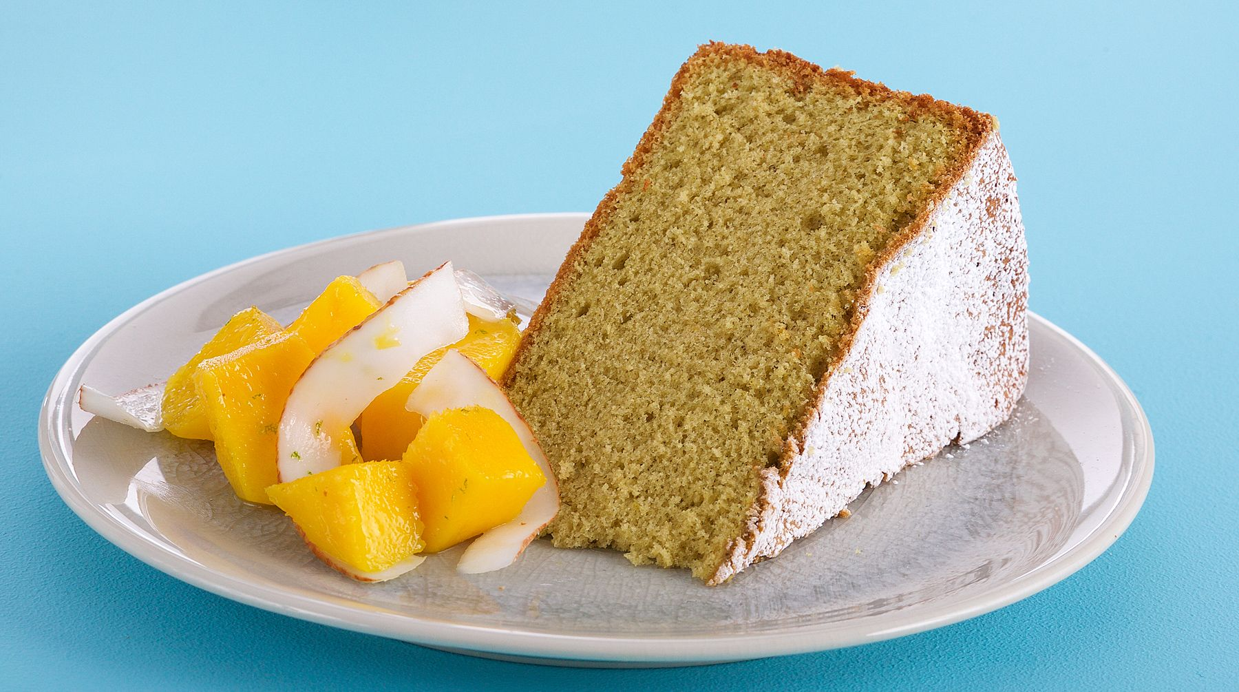 Whether its a savory tart or a creamy cheesecake anna olson is the try this green tea genoise sponge cake recipe by chef anna olson this recipe is from the show bake with anna forumfinder Gallery