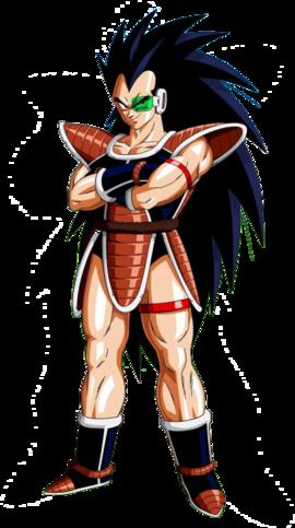 Raditz Personajes De Goku Dragon Ball Personajes De Dragon Ball