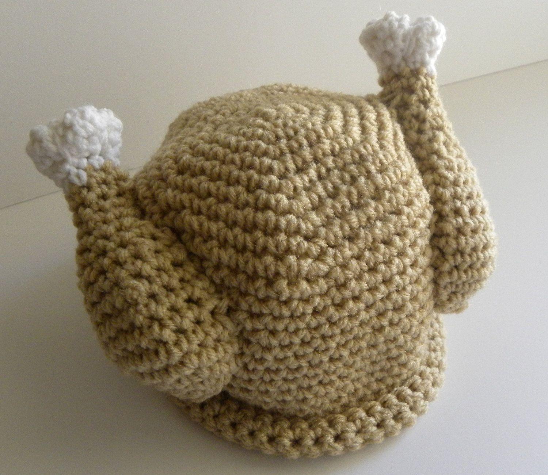 Crochet pattern crocheted turkey dinner hat by brookeslittlestitch crochet pattern crocheted turkey dinner hat by brookeslittlestitch 450 great thanksgiving hat bankloansurffo Gallery