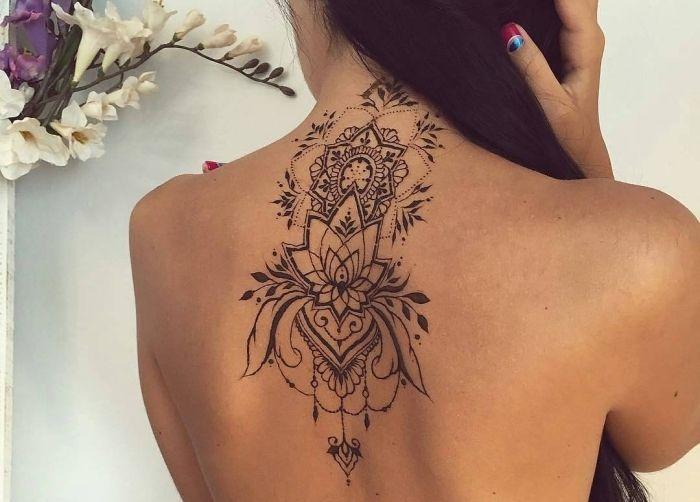 ▷ 1001 + idées pour un tatouage henné ultra impressionnant | tattoo