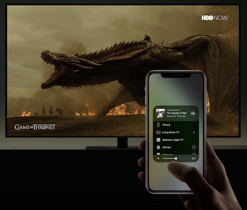 AirPlay 2 on Smart TVs: Other Brands Coming, Lock Screen
