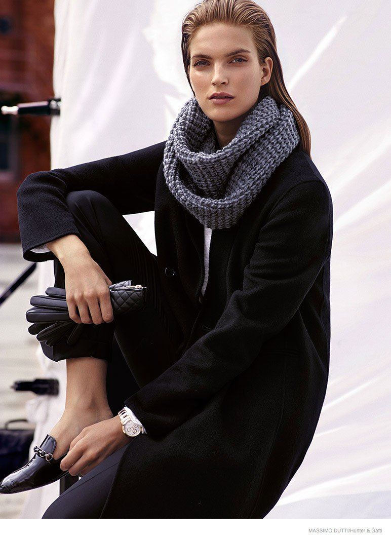 Massimo Dutti October 2014 Lookbook Goes Urban Chic Massimo Dutti October 2014 Lookbook Goes Urban Chic new pictures