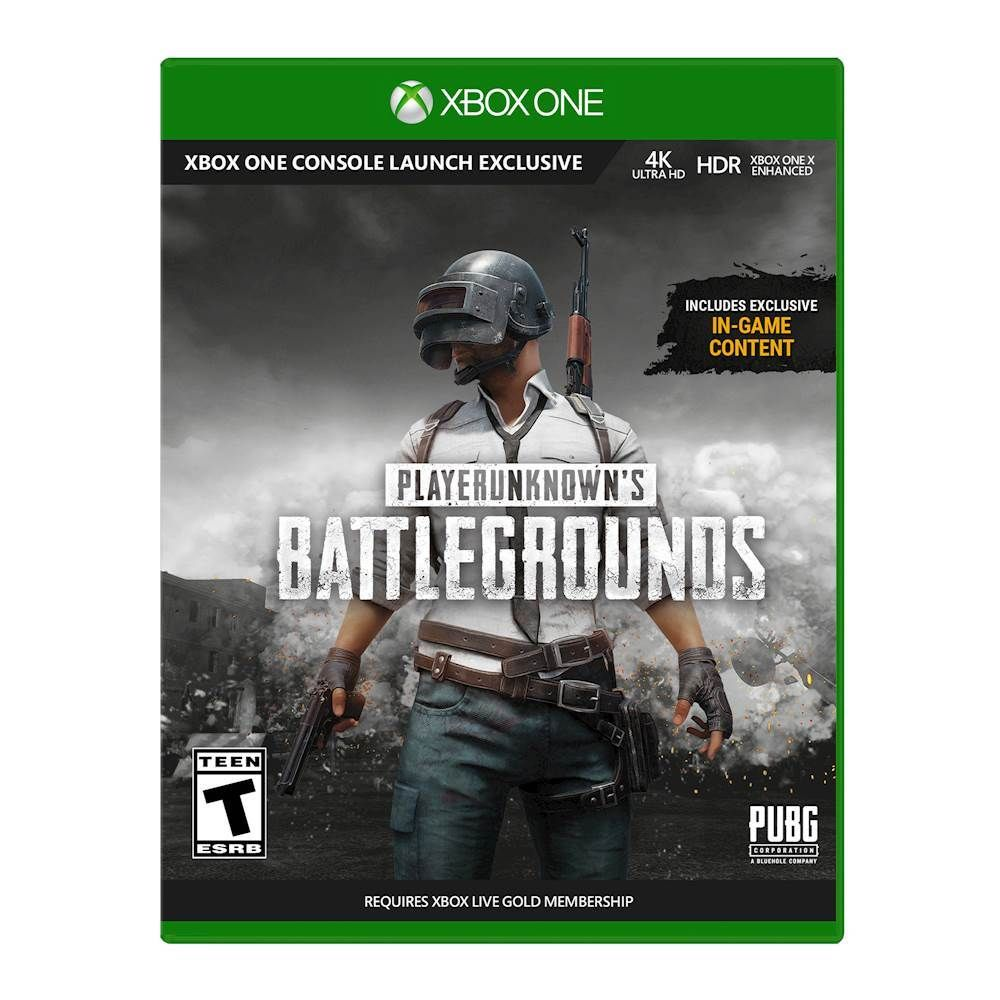 Playerunknown S Battlegrounds Xbox One Products Xbox One