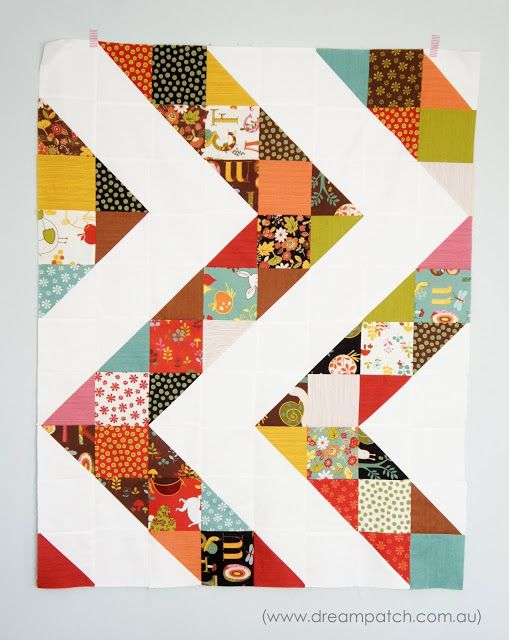 Need a whites or solids charm pack for this Charm pack quilt