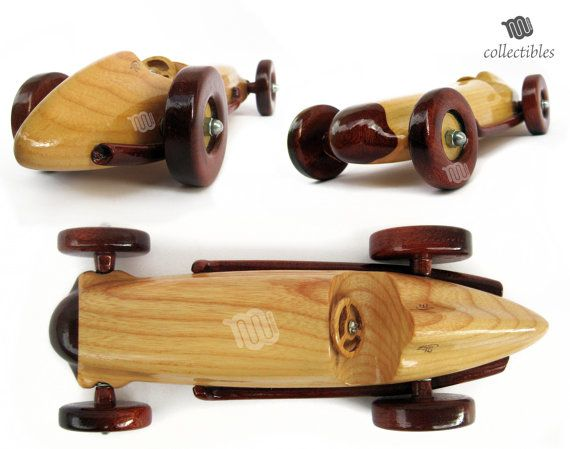 Beautiful Refined Wood Replica Of The Mercedes Benz W 154 Wonderful To Stand Out On Your Desk Or Shelf The Gl Wooden Toy Cars Mercedes Benz Racing Car Design
