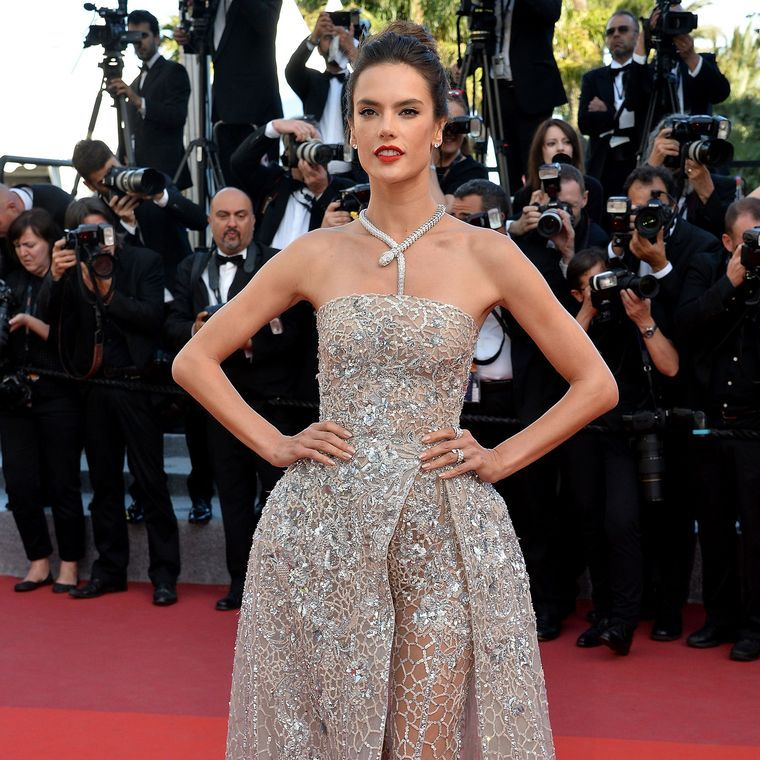 Best Red Carpet Jewellery from the Final Weekend in Cannes 2016 | www.thejewelleryeditor.com
