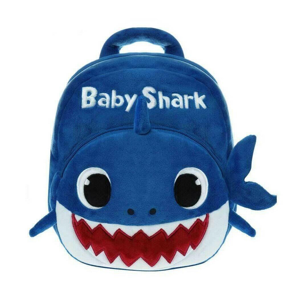 Clothing Baby shark, Toddler backpack, Kids school backpack