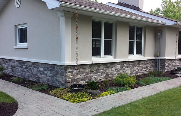 Mississauga area contractor providing exterior stucco - Types of exterior finishes for homes ...