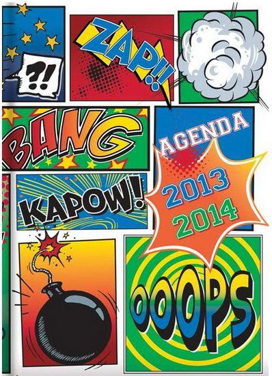 Agenda 13/14 Kapow 1s/2p