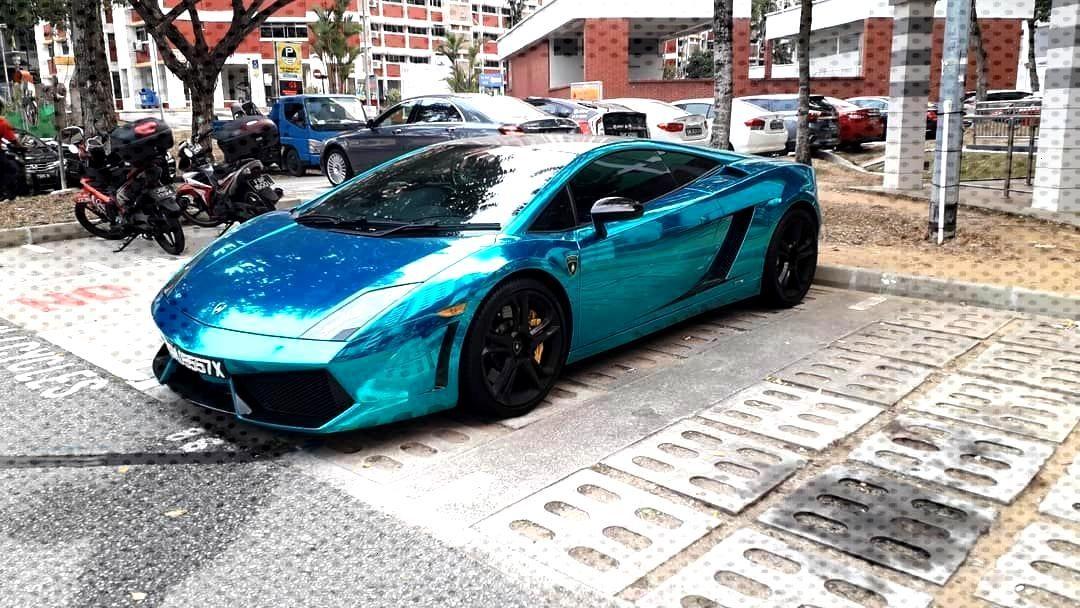 to Make Passive Income & Love What You Do with CTFO Insane colour on this Lamborghini Gallardo!Insa