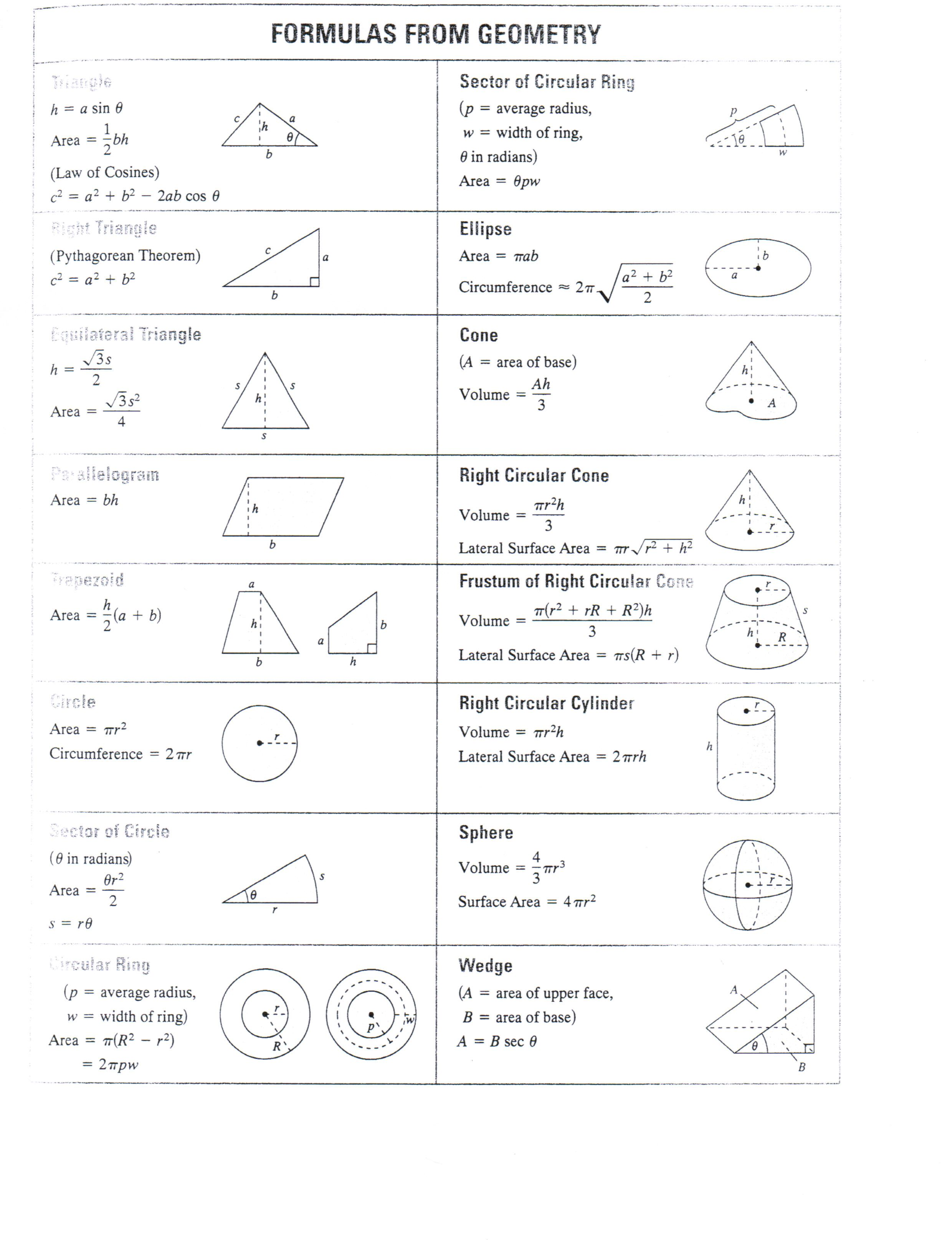 Free Worksheet Geometry Review Worksheets 17 best images about beccahs tutoring on pinterest high school students chemistry and math