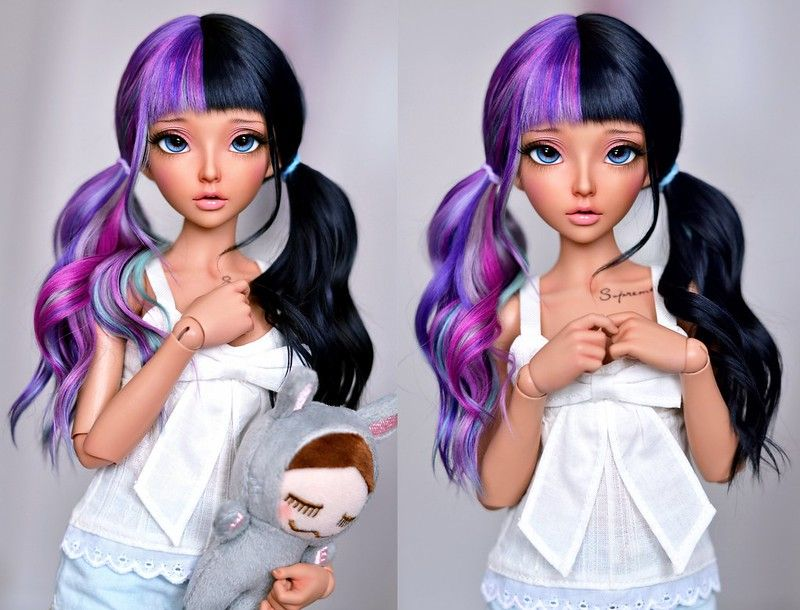 Melanie Martinez Hairstyle Bjd Dolls Girls Melanie Martinez Anime Melanie Martinez