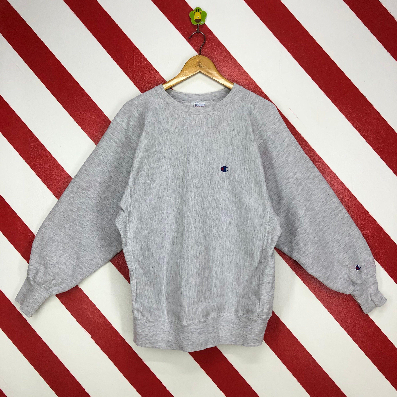 Vintage 90s Champion Sweatshirt Crewneck Champion Sweater Etsy Champion Sweatshirt 90s Streetwear Champion Reverse Weave [ 3000 x 3000 Pixel ]