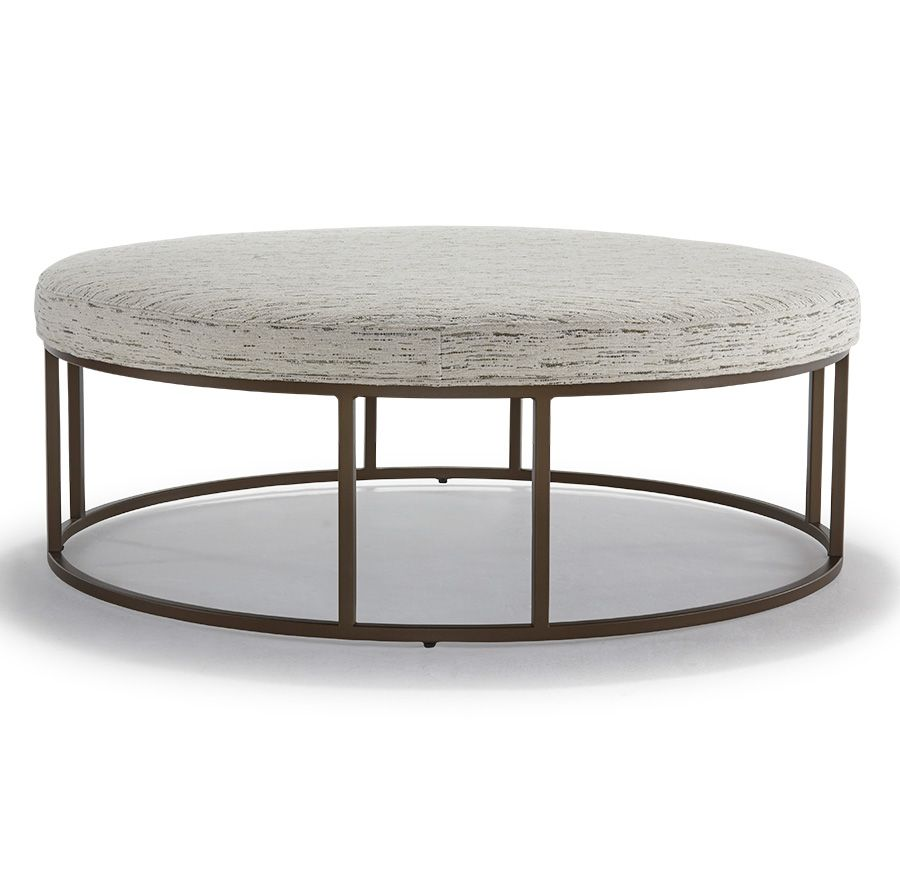 Awe Inspiring Carmen Round Ottomanbr Available Online And In Stores In Gmtry Best Dining Table And Chair Ideas Images Gmtryco